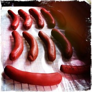 Faux hotdogs: Cinderella