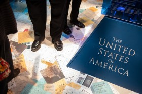 Prague Quadrennial- USA Exhibits 2019