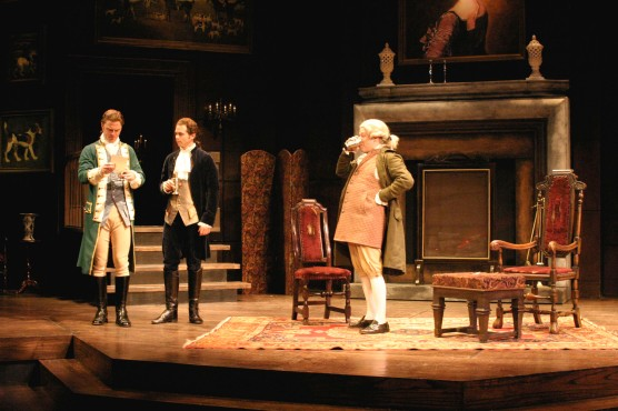 Graduate School: SMU: She Stoops to Conquer